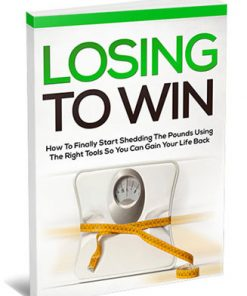 losing to win weight loss ebook