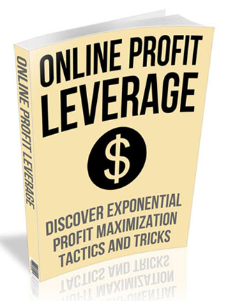 online profit leverage plr ebook