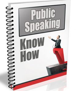 public speaking plr autoresponder messages