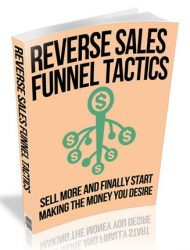 reverse sales funnel plr ebook reverse sales funnel plr ebook Reverse Sales Funnel PLR Ebook with Private Label Rights reverse sales funnel plr ebook 190x250