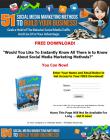 social-media-marketing-methods-ebook-squeeze-page