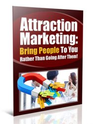 attraction marketing plr report attraction marketing plr report Attraction Marketing PLR Report with Private Label Rights attraction marketing plr report 190x250