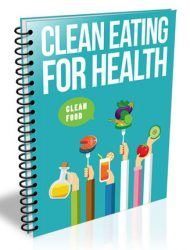 clean eating plr report clean eating plr report Clean Eating PLR Report with Private Label Rights clean eating plr report 190x250