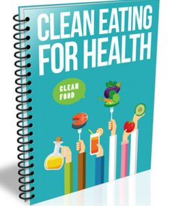 clean eating plr report