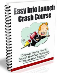 easy info product launch plr autoresponder messages