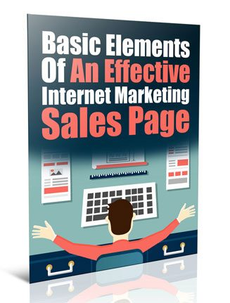 effective internet marketing sales pages plr report