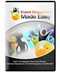event organizing made easy videos