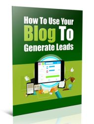 generate leads with your blog plr report generate leads with your blog plr report Generate Leads With Your Blog PLR Report generate leads with your blog plr report 190x250