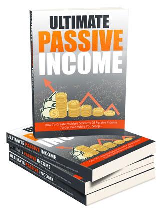 ultimate passive income ebook and videos ultimate passive income ebook and videos Ultimate Passive Income Ebook and Videos with Master Resale Rights ultimate passive income ebook and videos