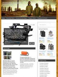 Doomsday Preppers PLR Amazon Store