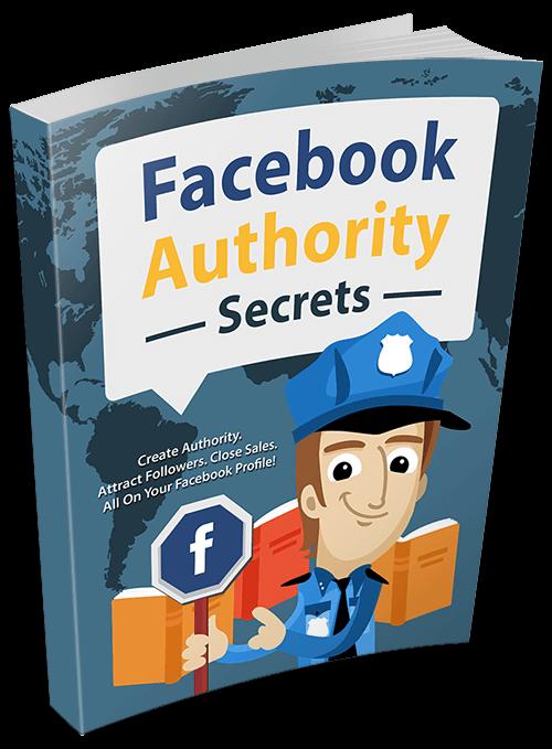 facebook authority secrets ebook