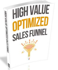 high value optimized sales funnel plr ebook