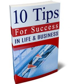 tips for success plr report