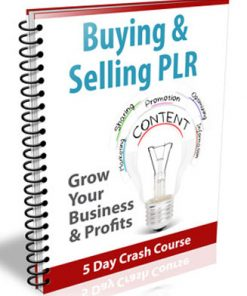 buying and selling plr autoresponder messages