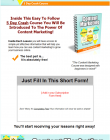 content-marketing-plr-autoresponder-messages-squeeze-page