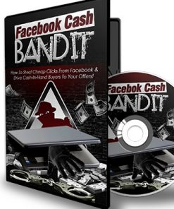 facebook ads cash bandit plr videos