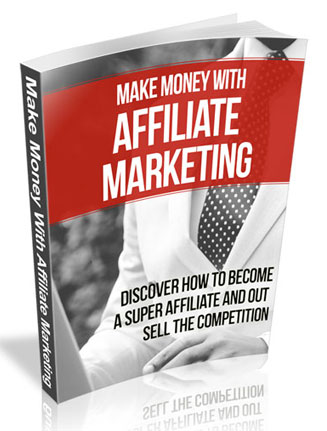 make money with affiliate marketing plr ebook