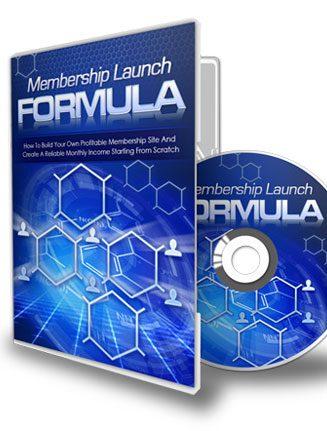 membership site launch formula plr videos