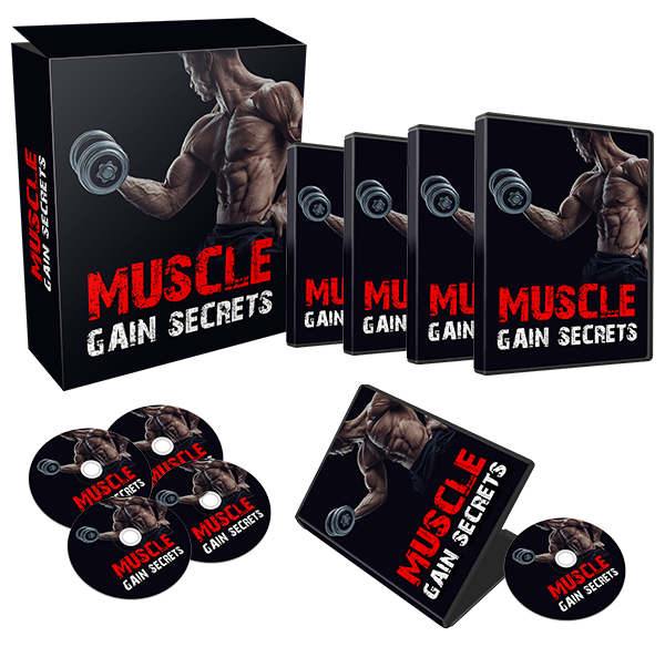 muscle gain secrets ebook and videos