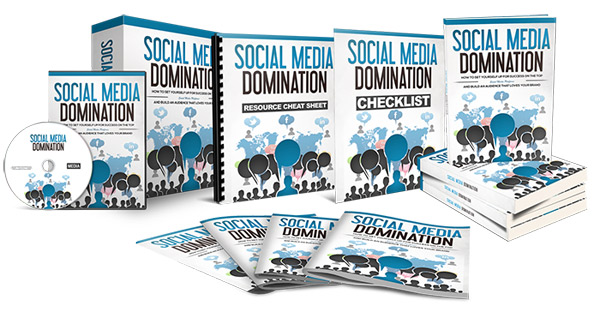 social media marketing domination ebook and videos
