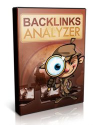 backlinks analyzer plr software