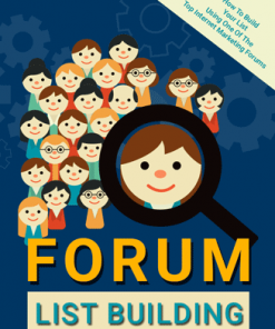 forum list building ebook
