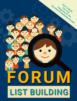 forum list building ebook