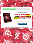 pinterest -traffic-report-squeeze-page