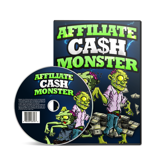 affiliate marketing cash monster plr videos