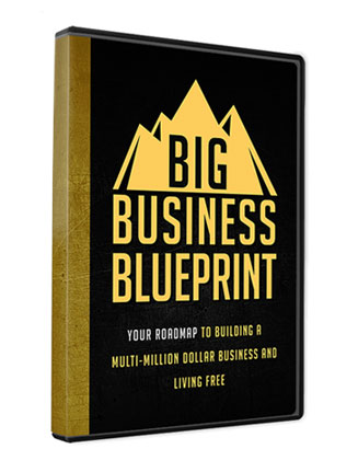 Big business blueprint ebook and videos with master resale rights malvernweather Gallery