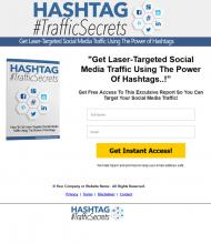 hashtag traffic secrets report