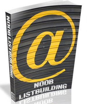 noob list building plr ebook