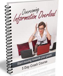 overcome information overload plr autoresponder messages