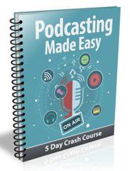 podcasting made easy plr autoresponder messages