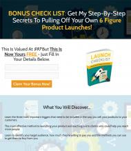 product launch checklist ebook