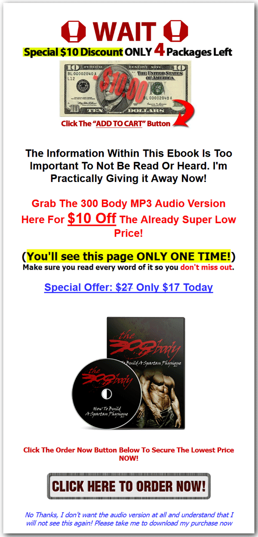 how to build a spartan physique ebook