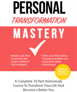 personal transformation ebook and videos