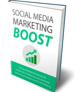 social media marketing tips ebook