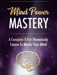 mind power mastery ebook and videos