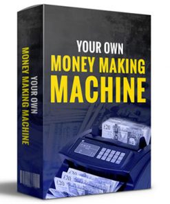 money making machine ebook