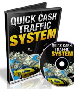 quick cash traffic system plr videos