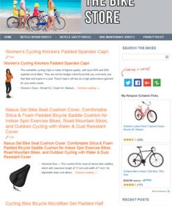 bike plr amazon store website