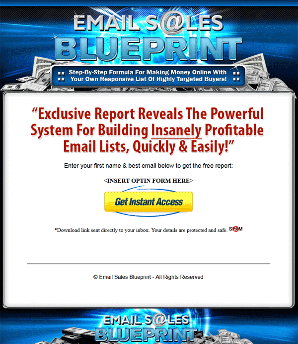 Email sales blueprint plr videos ready to sell email sales blueprint plr videos ready to sell malvernweather Image collections