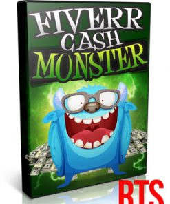 fiverr cash monster plr videos ready to sell