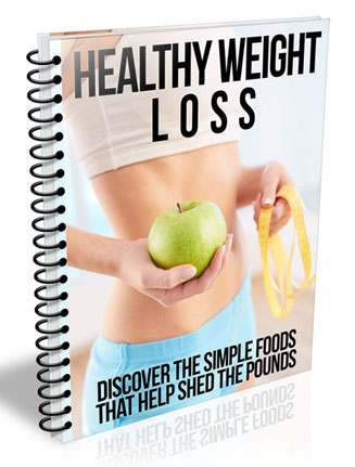 healthy weight loss plr report
