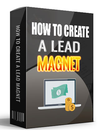 how to create a lead magnet report