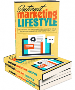 internet marketing lifestyle ebook and videos