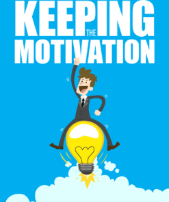 keeping the motivation ebook