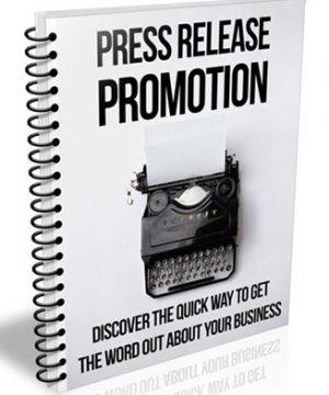 press release promotion plr report