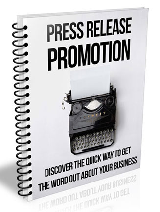 press release promotion plr report